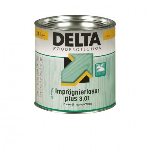 DELTA Imprägnierlasur plus 3.01 - oldószeres lazúr