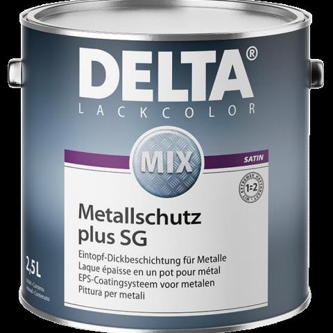 DELTA Metal Protect Plus -  egykomponensű oldószeres zománcfesték