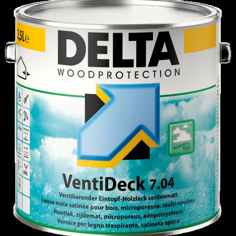 DELTA Venti-Deck 7.04 oldószeres 3:1-ben festék