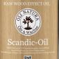 OLI-NATURA Scandic oil -nyers fa hatású, nem sárgító olaj